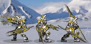 Arctic Soldier Gear by Sarpdv