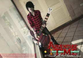 Marshall Lee Cosplay by SkullBoyThe