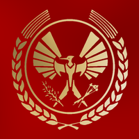 Panem Seal (Post-Mockingjay) by firestrike2