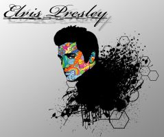 Elvis Presley by Zaigwast