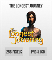 The Longest Journey - Icon by Hura134