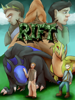 RIFT COVER by FireIceWolf