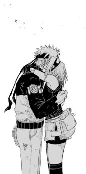 NaruSaku: My Support by MuseSilver