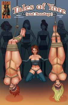 Tales of Yore (and Bondage) - Ropes and Witchcraft by bdsm-fan-comics