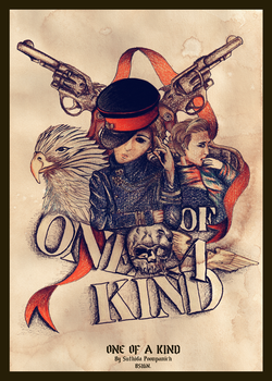 ONE OF A KIND by fracisba4