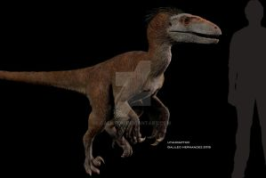 Utahraptor by GalileoN