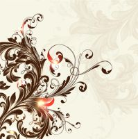 Free Floral Illustration #4 by cristina012