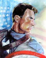 The First Avenger by dtor91