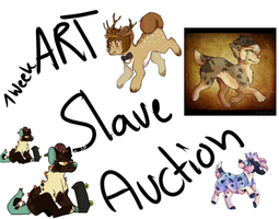 1 Week Art slave Auction by NAUTlCAL
