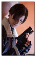 Leon S. Kennedy cosplay by SleepingLeonhart