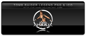 Tomb Raider Legend Icon by Vathanx