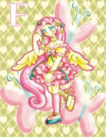 MLP: Magical Fluttershy by Lrme87