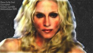 Madonna by Rainbow-squirt001