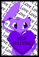 Mew Against Bullying by Blue-Falcon-Serenity