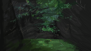 Speed Painting by Ombre-Lumineuse