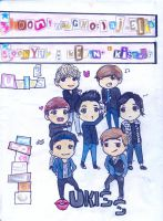 U-kiss by norangelll