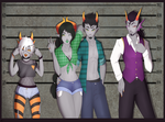 Lineup by Nykraly