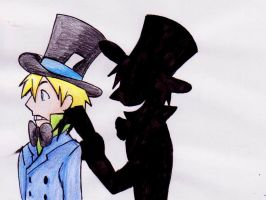 I kNoW aNoThEr WaY - Mad Hatter by ChaosTheDawn