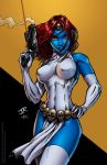 Mystique By Yosarian13 by Kristherion
