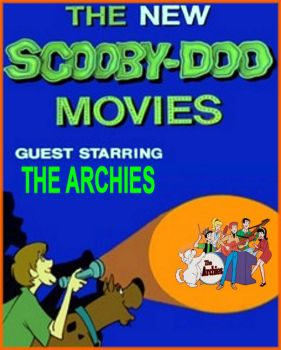 Scooby-Doo Meets The Archies by The-Mind-Controller