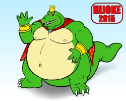 King K. Rool by DragonDoctor