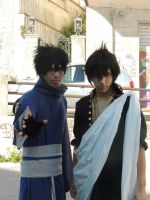 Two Really Bad Guys - Zeref Cosplay by Daicchan