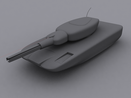 M400 Light Hover tank 2 by ChicoLechuga