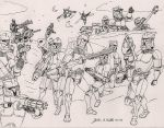 Clone Wars Arsenal by Tribble-Industries