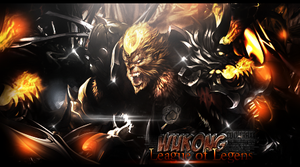 Wukong by cooltraxx
