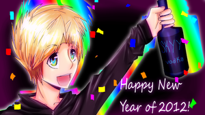 2012 :D by CookiemonsterMS