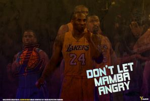 Don't let mamba angry by pllay1
