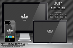 Just Adidas by umair1994