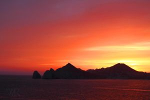 Cabo Sunset III by mianakenobi