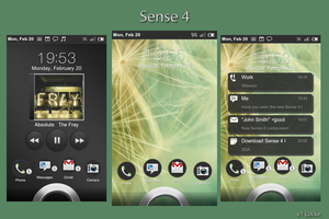 MIUI Lockscreen: Sense 4 by jpool81