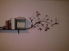 wall painting 2 by DelicHarun