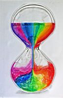 Time- Irreversible - Into thin Air by Narmadha