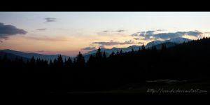 Susai's Sunset by vxside