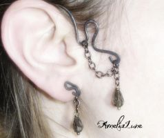 Tour d'Oreille / Ear Wrap by AmeliaLune