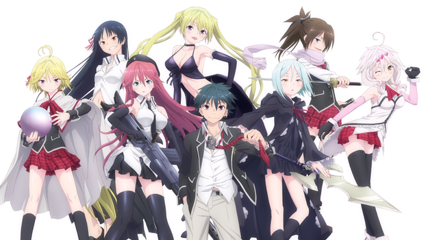 Trinity Seven by Vegetto5