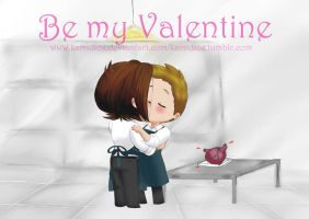 Be my Valentine 2013 by KamiDiox