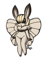 Lily Moth by R0b0t8unny