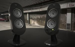 Audio System by Storkner