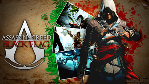Assassin's Creed 4: Black Flag Wallpaper by DieVentusLady