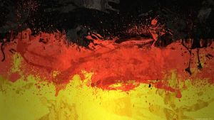 German Flag Wallpaper by GaryckArntzen