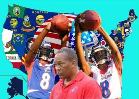 Team USA American Football by cdbmiles1