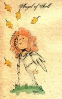 Angel of Fall by Pendragon1951
