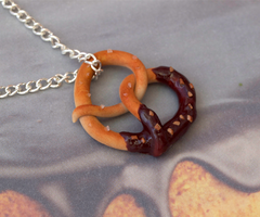 Chocolate Covered Pretzel by DeliciousTrickery