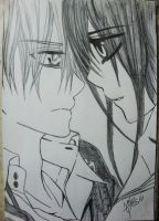 Vampire Knight page 2 by there--Shegoes