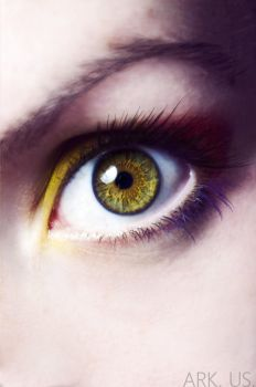 My eye by Arkus83