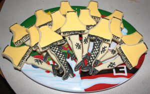A Christmas Cookie...they were Fra-gil-lay by picworth1000wrds